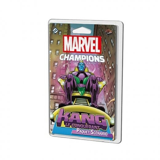 Marvel Champions - Deck Kang le Conquérant