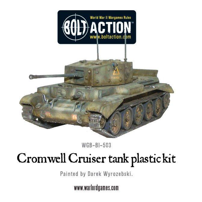 BA - British - Cromwell Cruiser tank