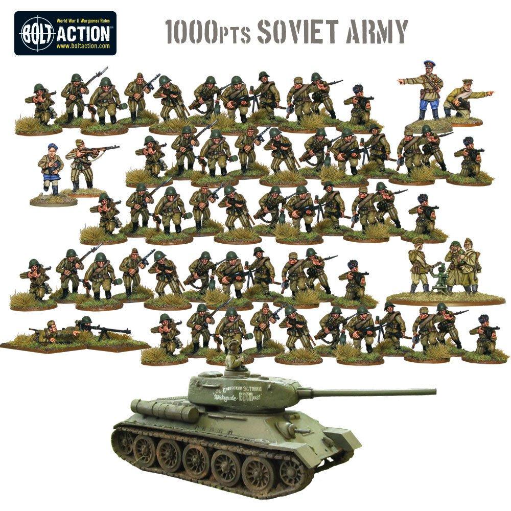 BA - Soviet Army starter set