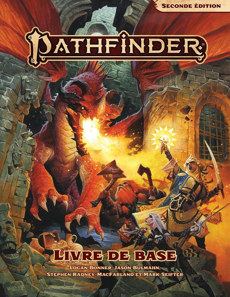 Pathfinder seconde édition : livre de base