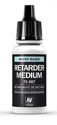 Retarder - Slow dry