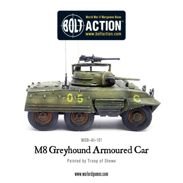 BA - US - M8 Greyhound