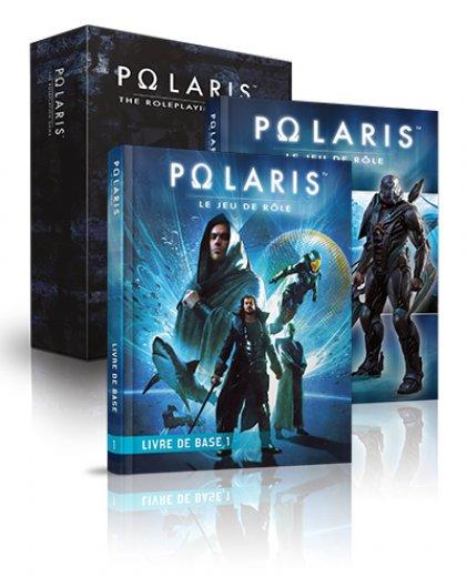 PO Polaris 3e ed. Coffret Livre de Base 1 et 2