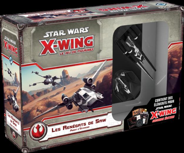 Les Renégats de Saw (SW X-Wing)
