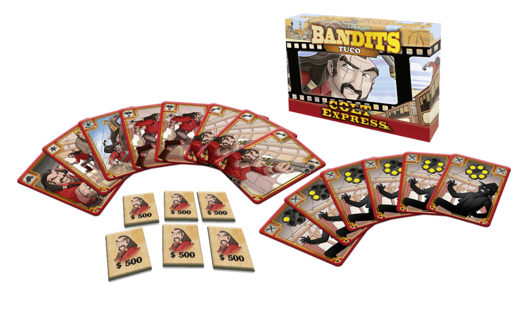 Colt Express : Bandits Doc (Extension)