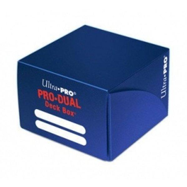 Pro-dual deck box - Blue