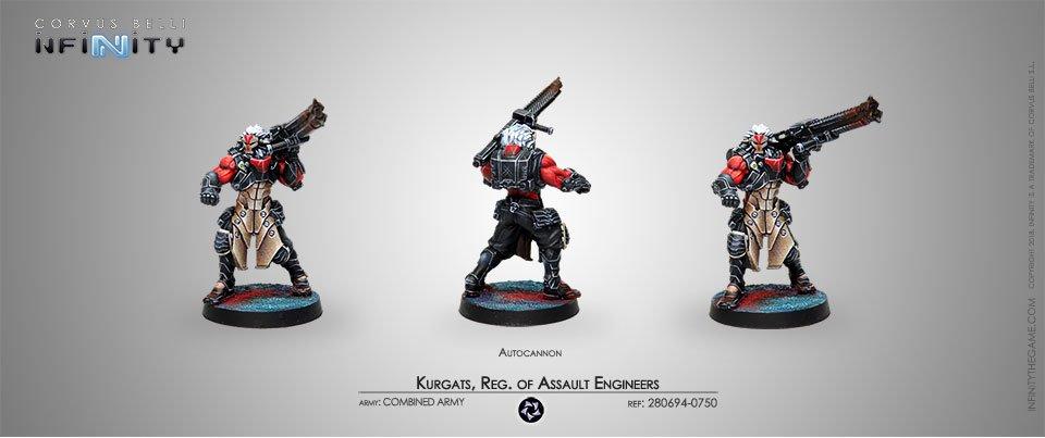 Inf - Combined army - Kurgats (Autocannon)