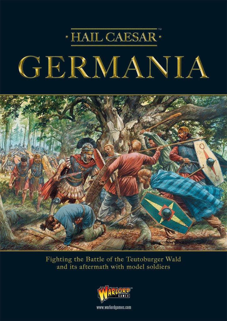 HC - Germania rulebook