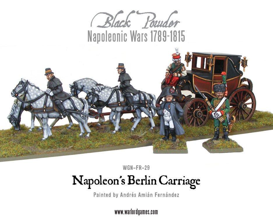 BP - Napoleon's Berlin Carriage