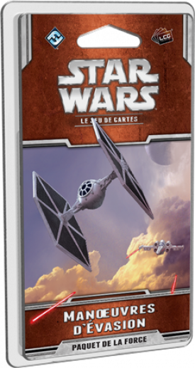 Star Wars JCE: Manoeuvre d'évasion