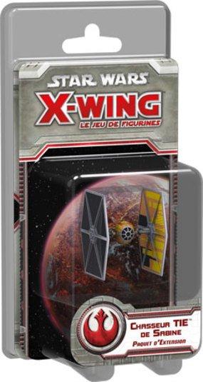 SW X-Wing : Tie de Sabine