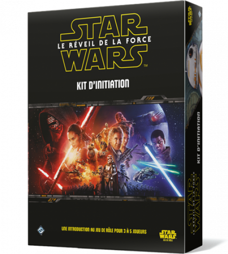 Star Wars Le Réveil de la Force : Kit d'Initiation