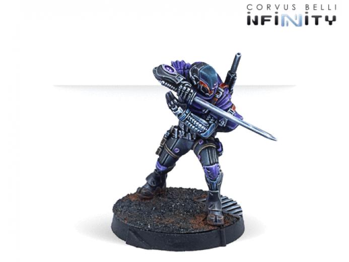 INF - Kunai - Solutions Ninja  (code one)