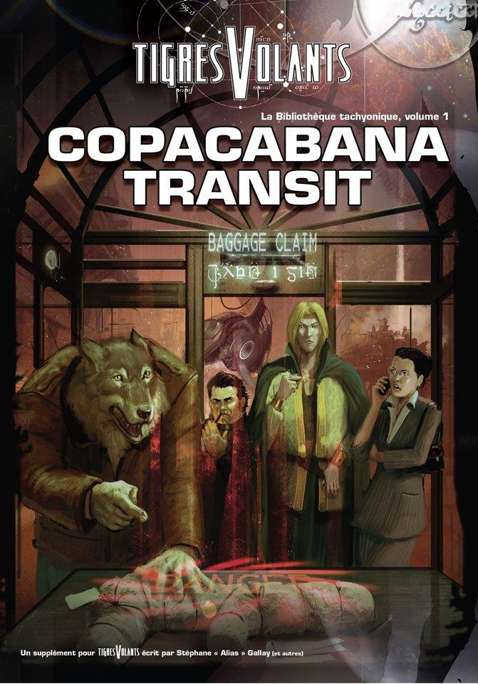 Copacabana Transit (Tigres Volants)