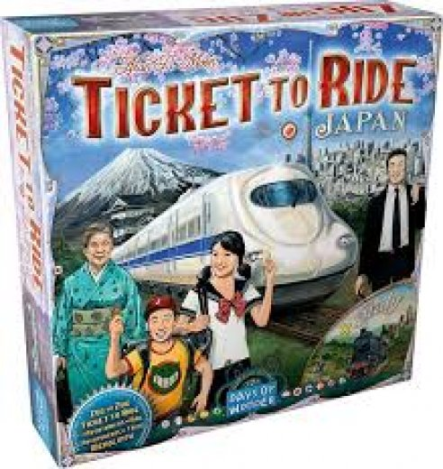 Les aventuriers du rail : Japon/Italie