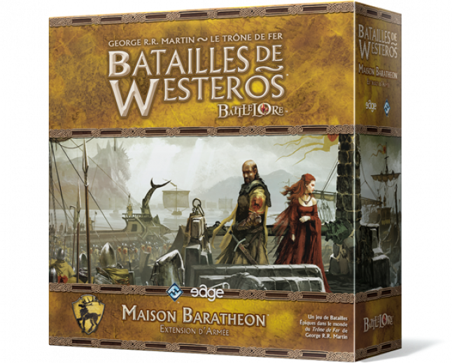 BdW: Maison Baratheon