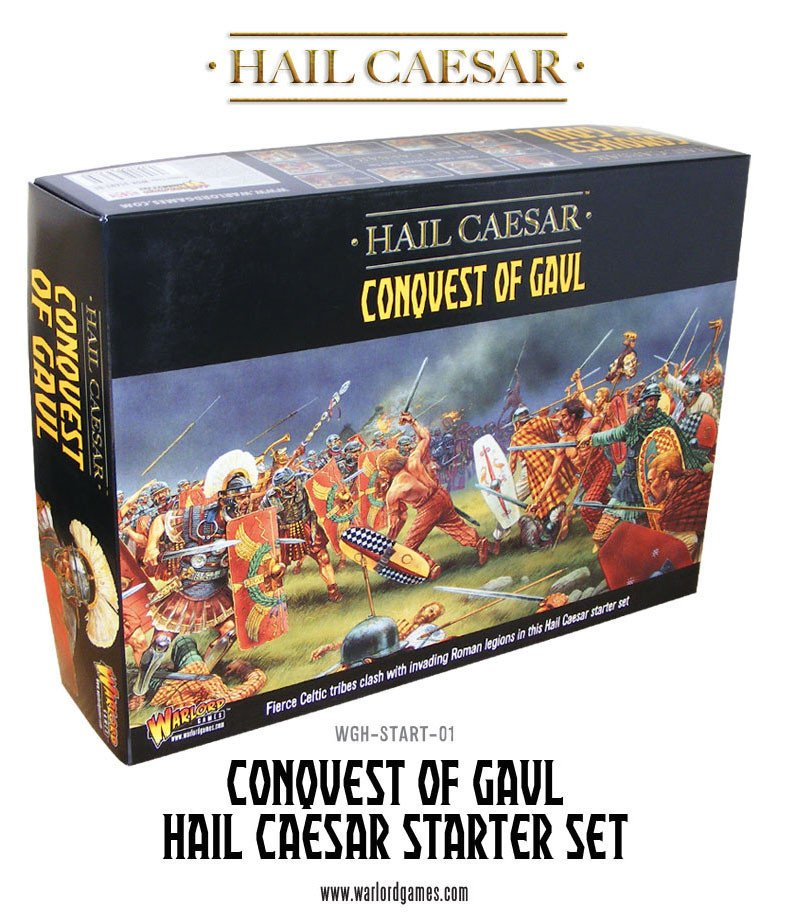 HC - Conquest of Gaul