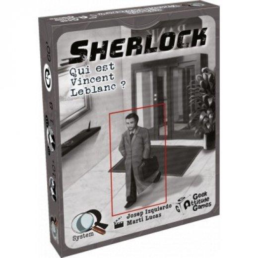 Sherlock Q system : Qui est Vincent Leblanc ?