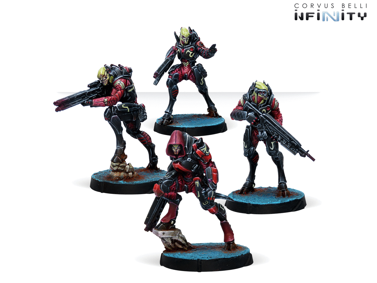 Inf - Combined Army - Shasvastii Nox troops