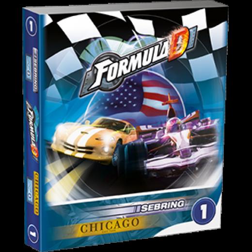 Formula D : Sebring/Chicago (Extension 1)