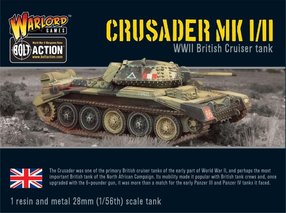 BA - British - Crusader MK I/II