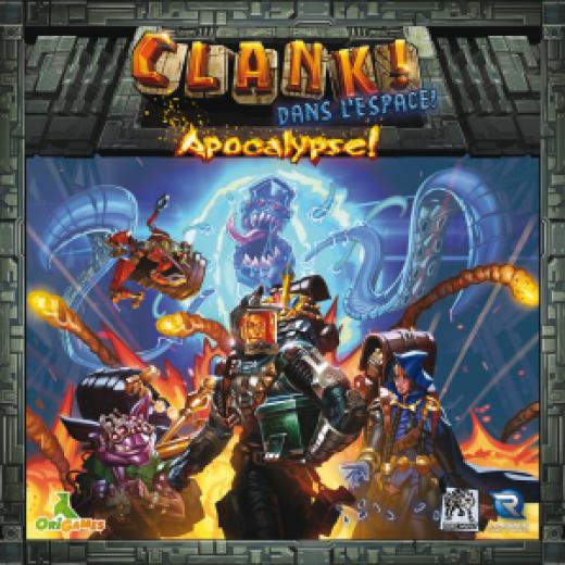 Clank! dans l'espace - Apocalypse