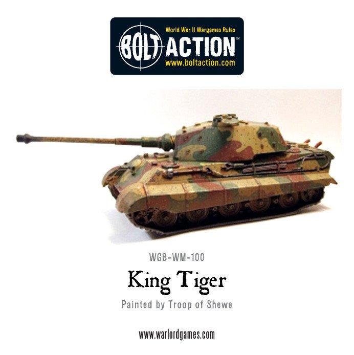 BA - GER - Tiger II tank