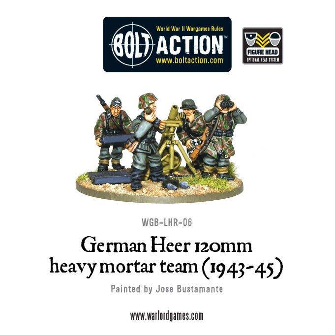 BA - German - German Heer 120mm