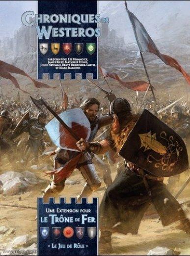 Trône de Fer jdr - Chroniques de Westeros