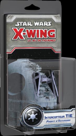Intercepteur TIE (Star Wars X-Wing)