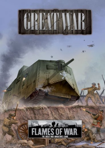 FoW - Great war rulebook