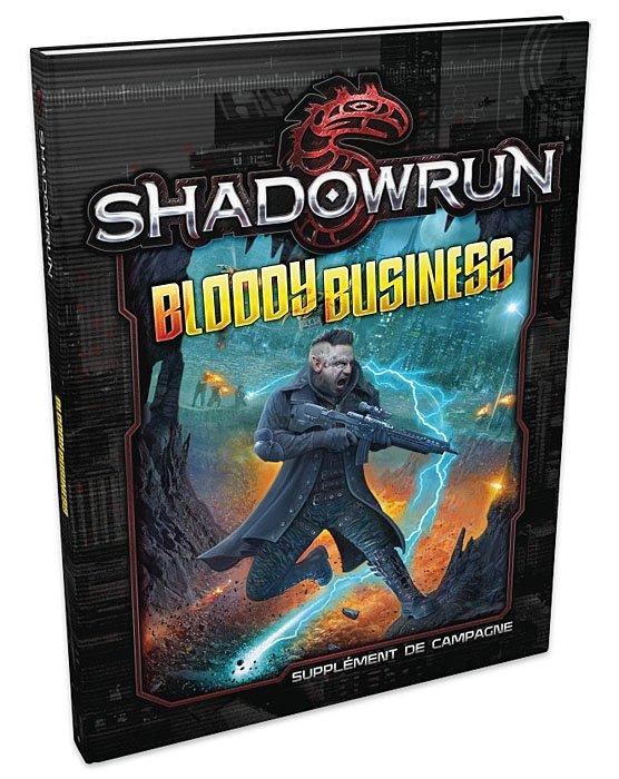 Shadowrun : Bloody business (FR)