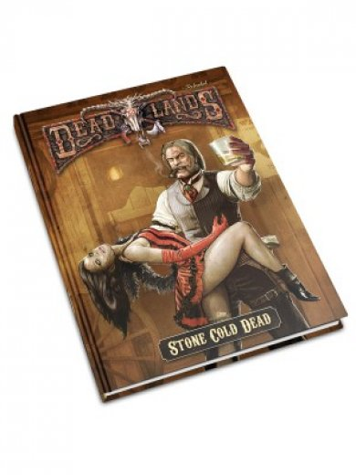 Stone Cold Dead (Deadlands)