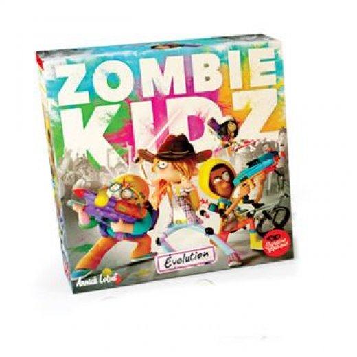 Zombie Kidz évolution