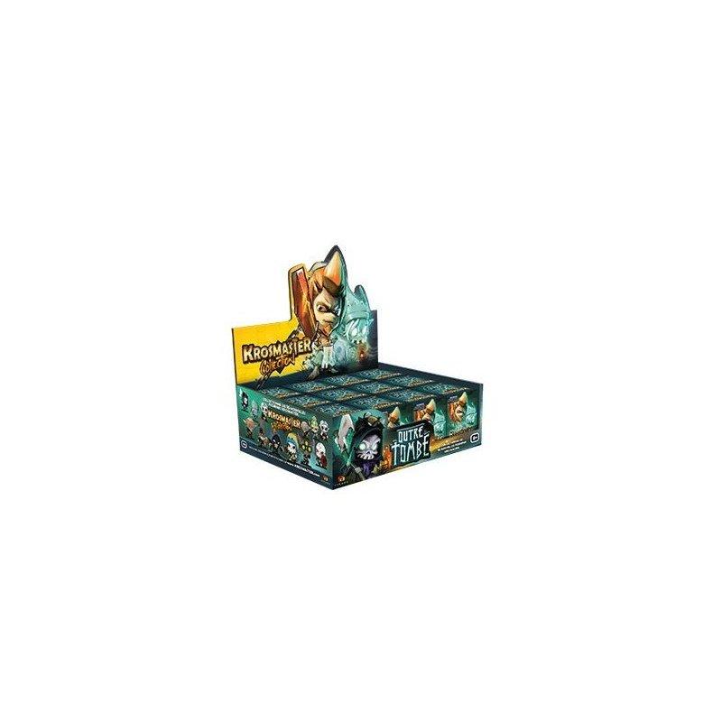 Krosmaster : Outre tombe (Boite de 12 Blindbox) S4