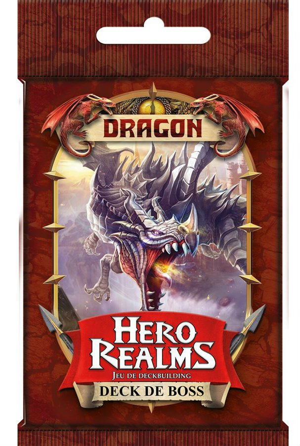 Hero Realms - Deck de Boss Dragon