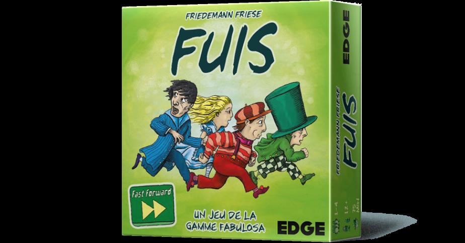 Fast Forward : Fuis