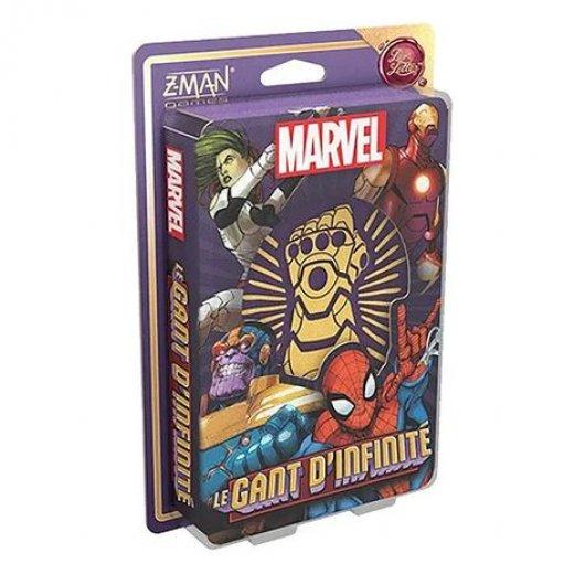 Marvel le gant d'infinité (Love Letter)