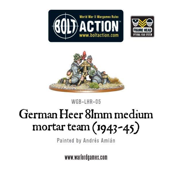BA - German - German heer Nebelwerfer 41 (1930-45)