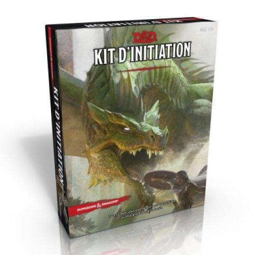 D&D - Kit d'Initiation