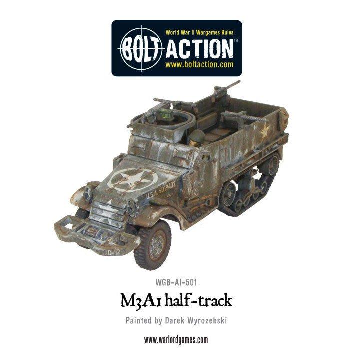 BA - US - M3A1 Half-track