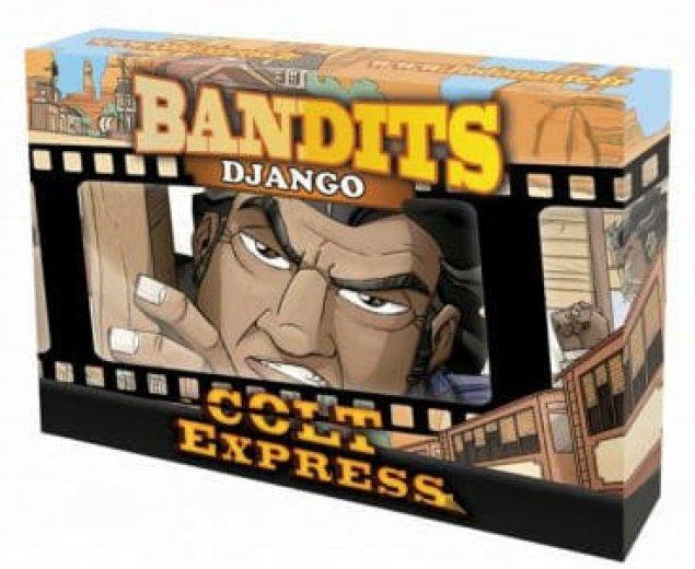 Colt Express : Bandits Django (Extension)