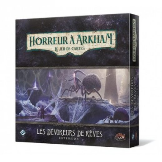 Horreur à Arkham JCE - Les dévoreurs de rêves