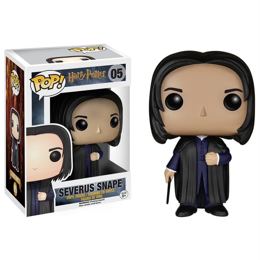 Fig. POP Harry Potter - Rogue / Snape (05)