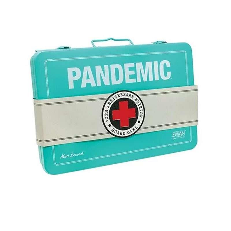 Pandemic : Edition 10ème Anniversiare