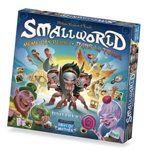 Smallworld : Power pack 1 (dans la toile + même pas peur)