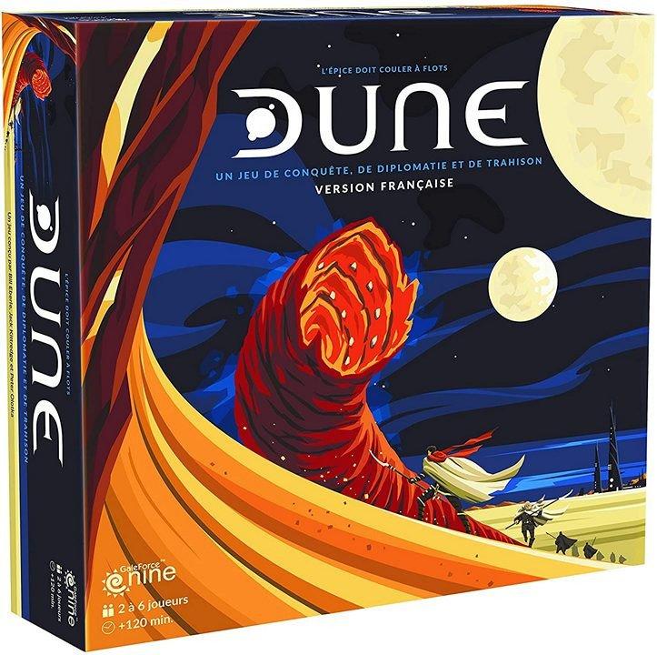 Dune (boardgame Vers FR)