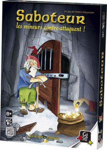 Saboteur 2 : les Mineurs Contre-Attaquent !
