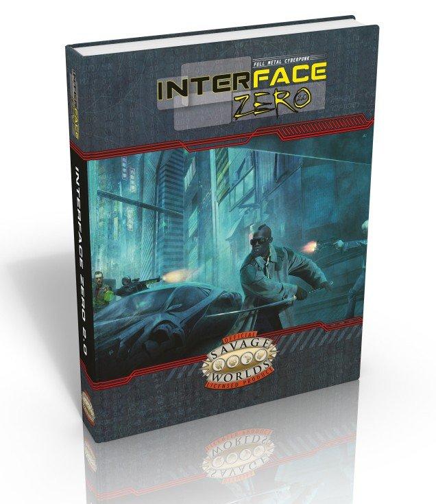 Interface zero (savage world licensed product)