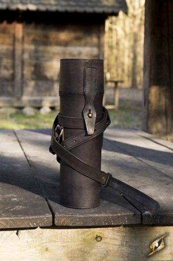 Étuis à parchemin - noir (Scroll Holder - Black)